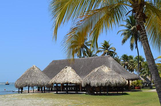 Kioscos - Club Naval de Cartagena de Indias