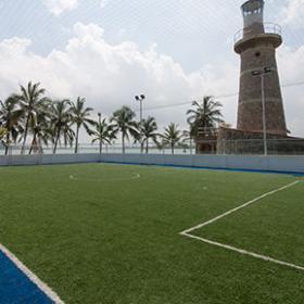 Espacios deportivos - Servicios Club Naval - Cartagena