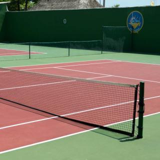 Canchas de tenis - Club Naval Cartagena