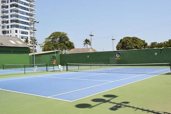 Espacios deportivos  - Club Naval de Cartagena de Indias