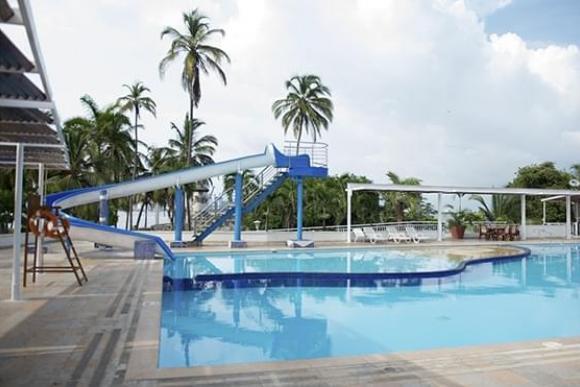 Piscina - Club Naval de Cartagena de Indias