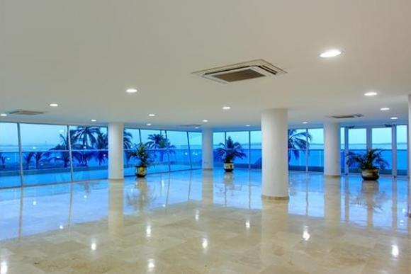 Salones - Club Naval de Cartagena de Indias