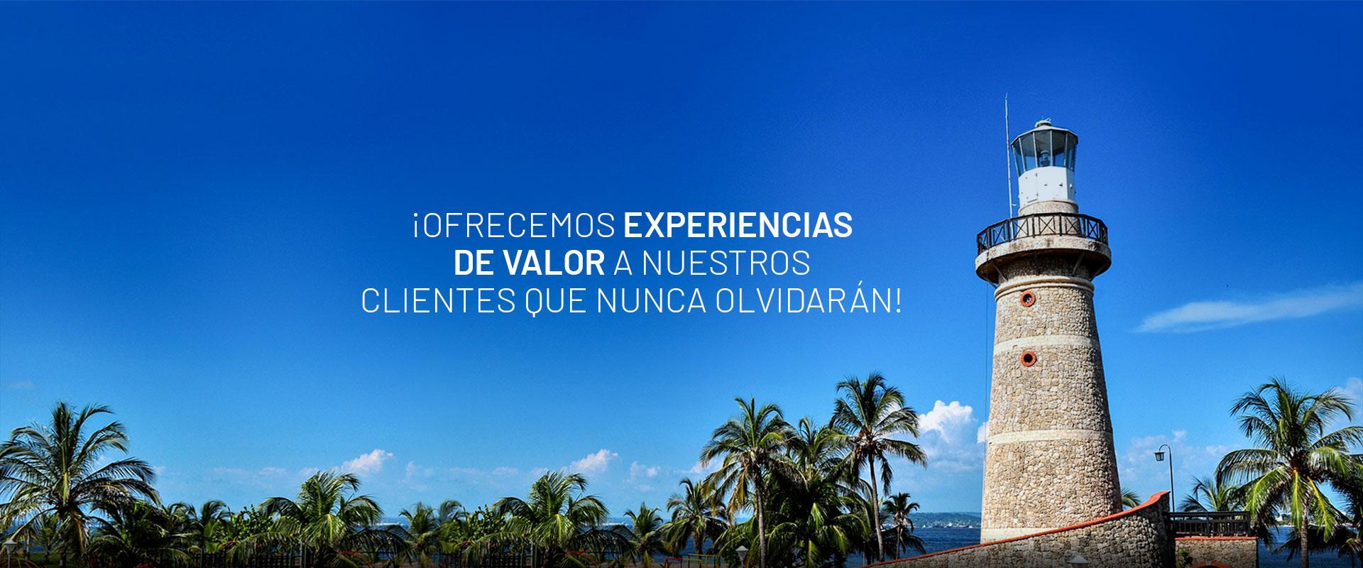 Ofrecemos experiencias de valor - Club Naval Cartagena